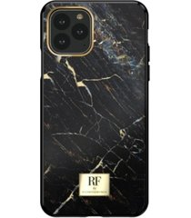 richmond & finch black marble case for iphone 11 pro max