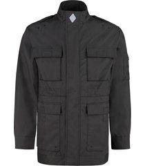 a-cold-wall techno fabric jacket