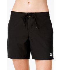 roxy board shorts women's swimsuit