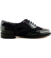 zapato negro briganti mujer bamba