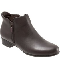 trotters major bootie women's shoes