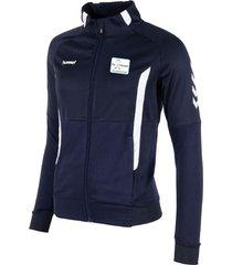 hummel en cavant ladies jacket fz ec108605-7200