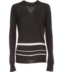 joseph rd nk ls sweater crew neck cashmere