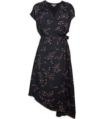 bethwyn wrap floral dress