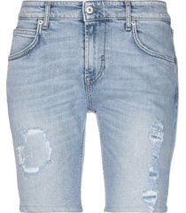 p.a.r.o.s.h. denim shorts