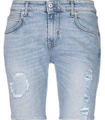 p.a.r.o.s.h. denim shorts