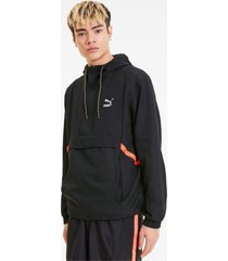 tailored for sport herenjack, zwart, maat s | puma