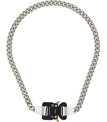 1017 alyx 9sm chunky curb-chain necklace - metallic
