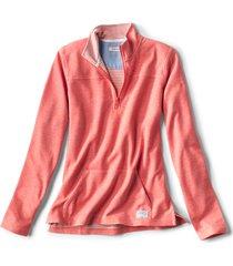 the journey quarter-zip sweatshirt