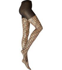 logomania tights lingerie socks svart wolford