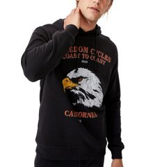 cotton on men's fleece pullover