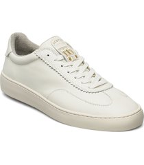plakka sneaker låga sneakers vit scotch & soda shoes