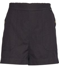mila culotte shorts shorts flowy shorts/casual shorts svart superdry