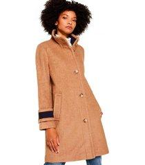 abrigo casual beige esprit