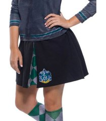 buyseason women's the wizarding world of harry potter slytherin skirt