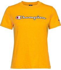 crewneck t-shirt t-shirts & tops short-sleeved gul champion