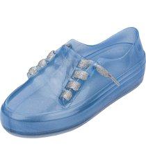 tãªnis melissa tãªnis mel ulitsa sneaker special inf azul - azul - menina - dafiti