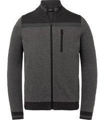vanguard zip jacket cotton bonded mela vkc215359/960