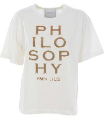 philosophy di lorenzo serafini short sleeve t-shirt