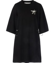 off-white birds reflecti coulisse dress