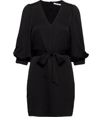 henrietta dress 12775 kort klänning svart samsøe samsøe