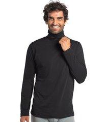camiseta beatle algodón negra mota