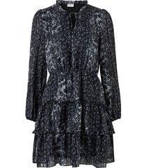 klänning jdybianca l/s short dress wvn