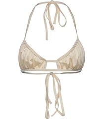 shelly bikini top bikinitop gul ow intimates