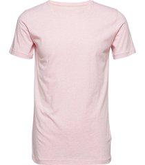 alder basic tee t-shirts short-sleeved rosa knowledge cotton apparel