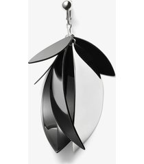 proenza schouler full leaf earring black one size