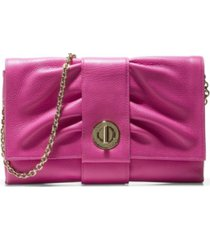 women's bow clutch