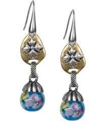 patricia nash floret women's earrings