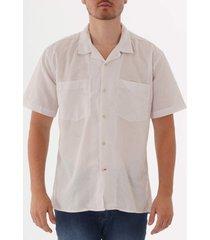 oliver spencer havana shirt - baye navy osms156-bay01lil