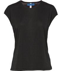 frona t-shirts & tops short-sleeved svart whyred