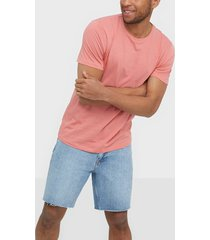 only & sons onskace reg ss tee t-shirts & linnen ljus rosa