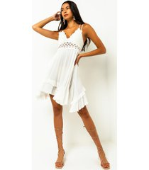 akira hot day flowy mini dress
