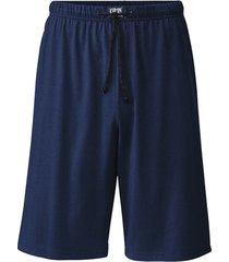 pyjamashorts, nachtblauw xxl