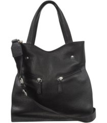 buxton women's medium size shopper tote bag
