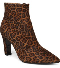 booties 3365 shoes boots ankle boots ankle boots with heel brun billi bi