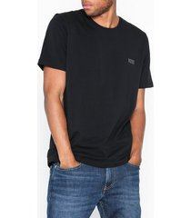 boss mix&match t-shirt r t-shirts & linnen black