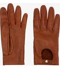 driving gloves brown 9