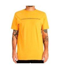 camiseta volcom paralevel amarela