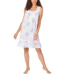 eileen west cotton swiss dot nightgown