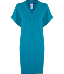 eres tali tunic dress - blue