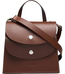 norma small handbag bags top handle bags bruin lumi
