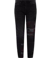'd-amny' distressed jeans
