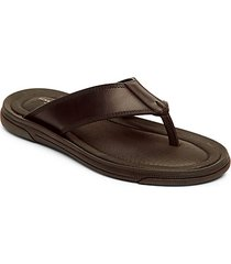 yard leather thong sandals