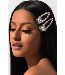 akira breaking free rhinestone hair clip set