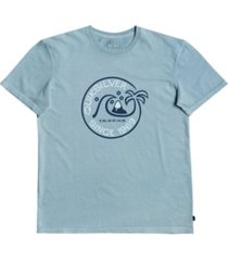 men's into the wide organic t-shirt