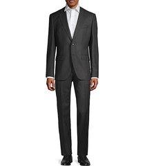 regular-fit drago johnston wool suit
